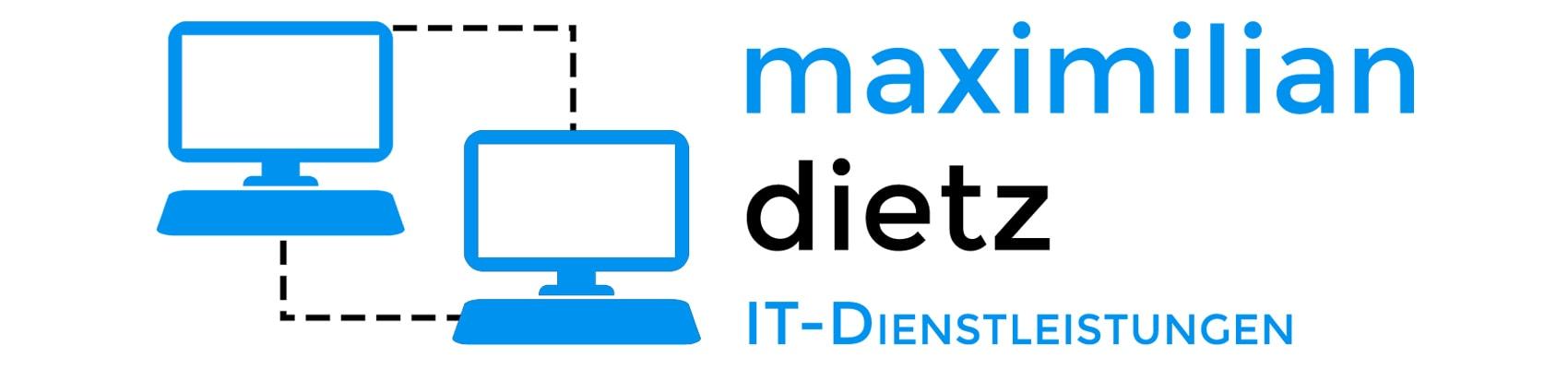 Maximilian Dietz IT-Dienstleistungen
